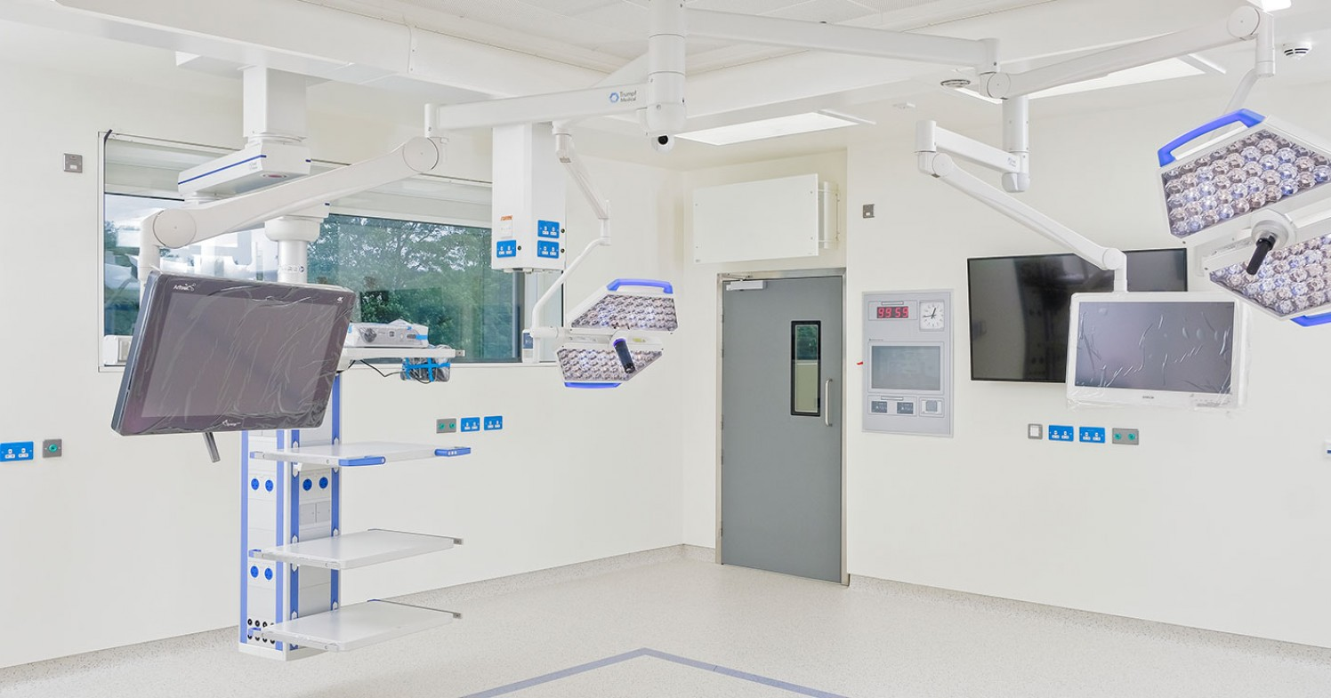 Sports Surgery Clinic Extension